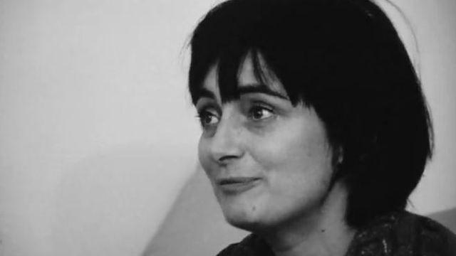 Agnès Varda en 1972. [RTS]
