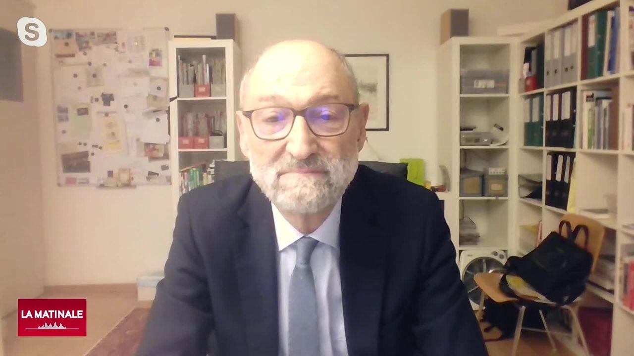 L'invité de La Matinale (vidéo) - Ralph Lewin, nouveau président de la FSCI [RTS]