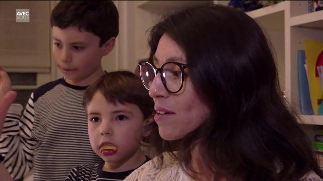 Deux familles face au trouble autistique, 3e volet [RTS]