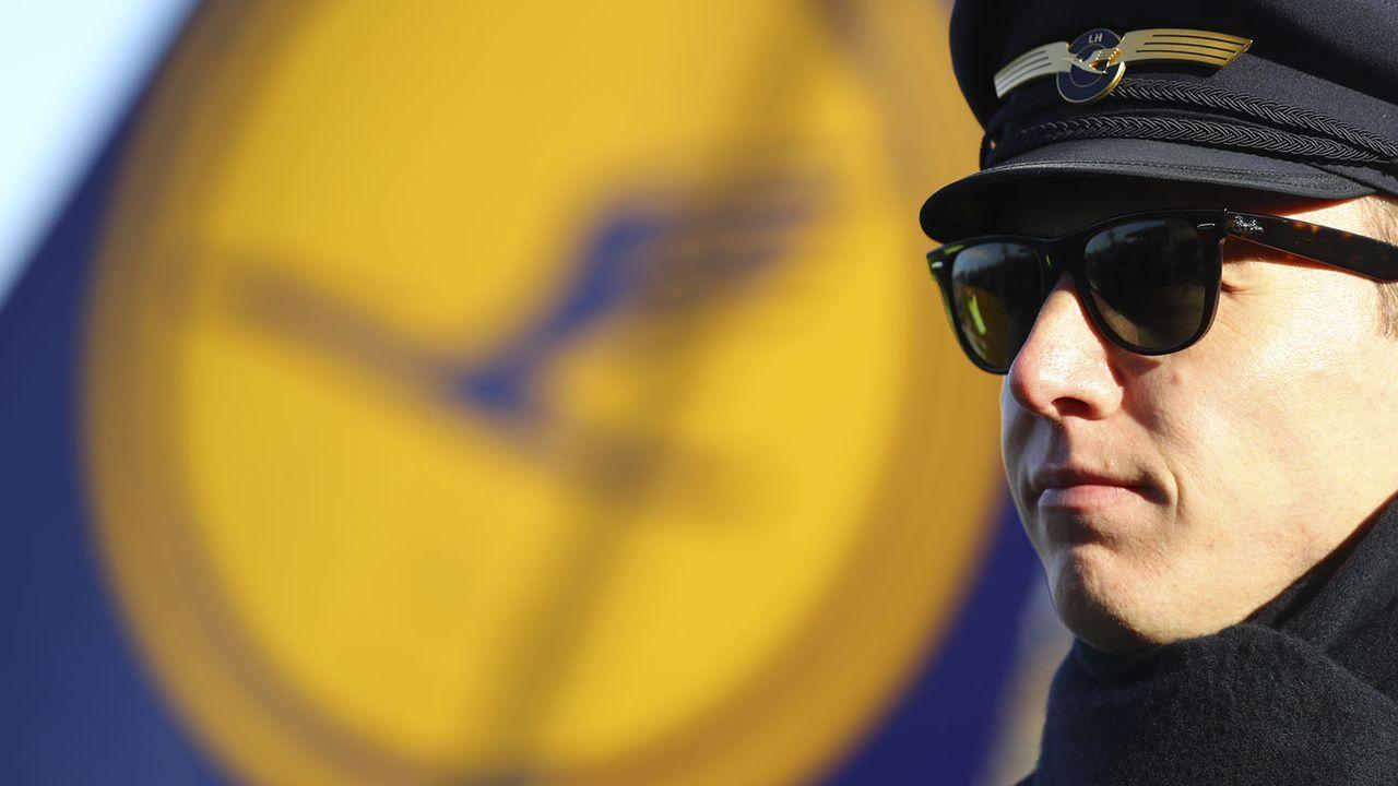 Les pilotes de Lufthansa ont dû faire de nouvelles concessions. [Kai Pfaffenbach - Reuters]