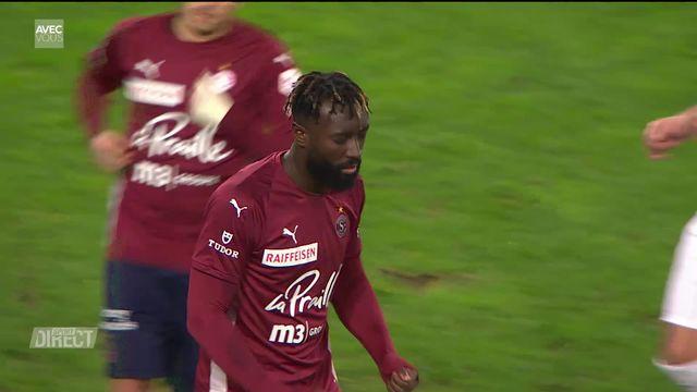 14e journée, Servette - Vaduz (1-1): les deux buts du match [RTS]