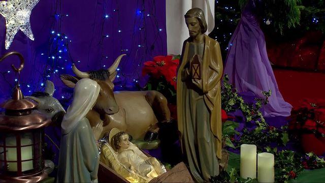 Messe de Minuit, en direct et en Eurovision depuis la paroisse de Clonard, Irlande [RTS]