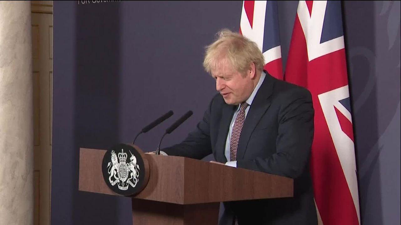 Brexit: la Grande-Bretagne et l'UE tombent d'accord [RTS]