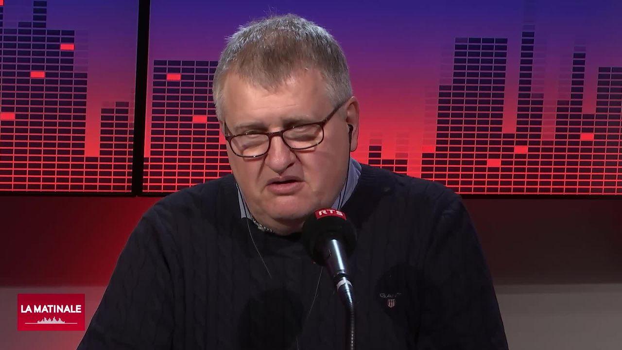 L'invité de La Matinale - Alain Bolle, directeur de la section genevoise du CSP (vidéo) [RTS]