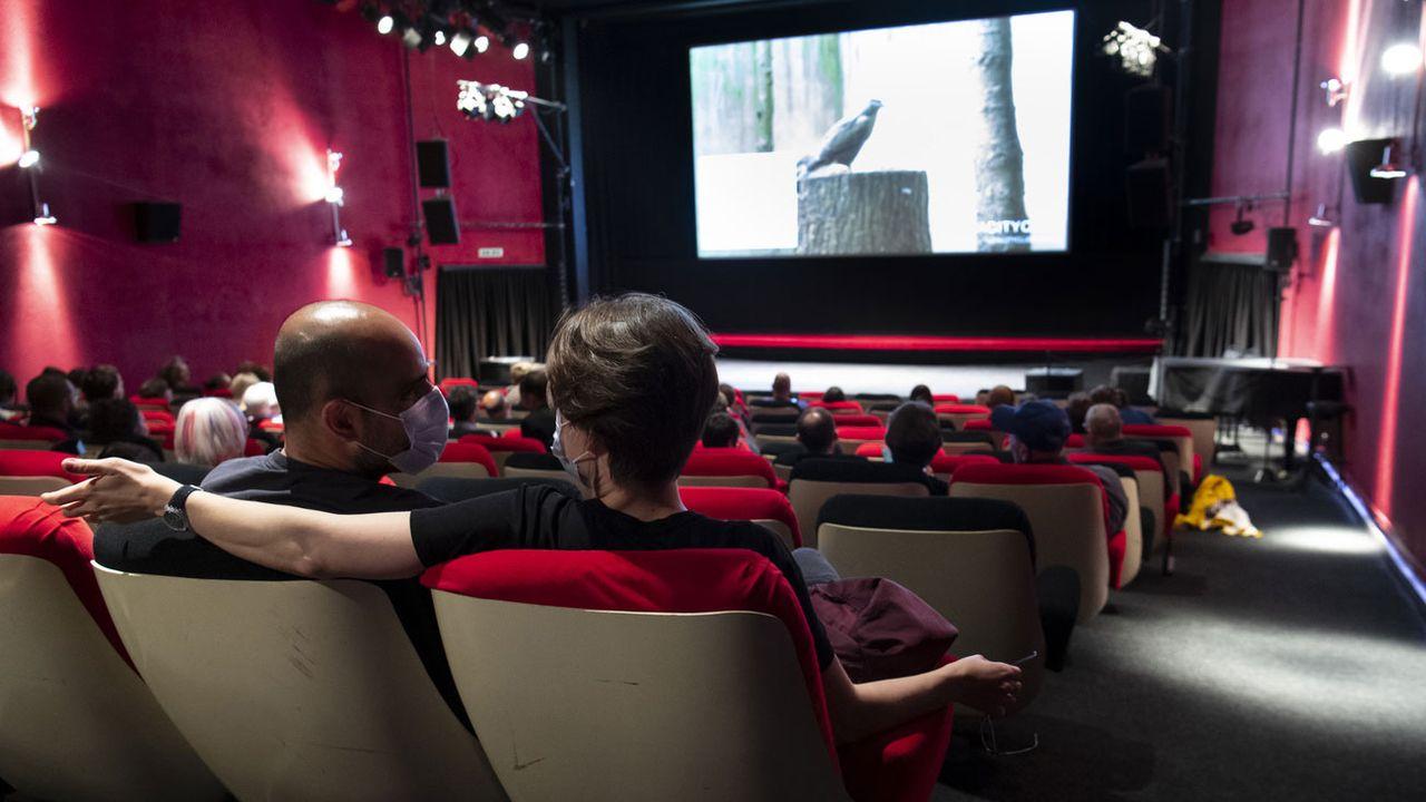 Le public suisse retourne-t-il assidûment dans les salles de cinéma? -  rts.ch - Cinéma