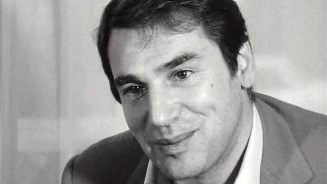 Le metteur en scène Robert Hossein en 1968 [RTS]