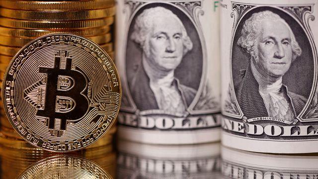Le bitcoin dépasse les 30'000 dollars pour la première fois de son histoire [Dado Ruvic - Reuters]