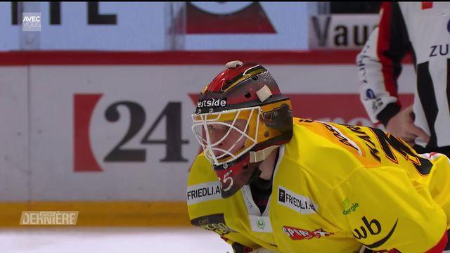Hockey, National League, 31e journée: Lausanne - Berne (7-1) [RTS]