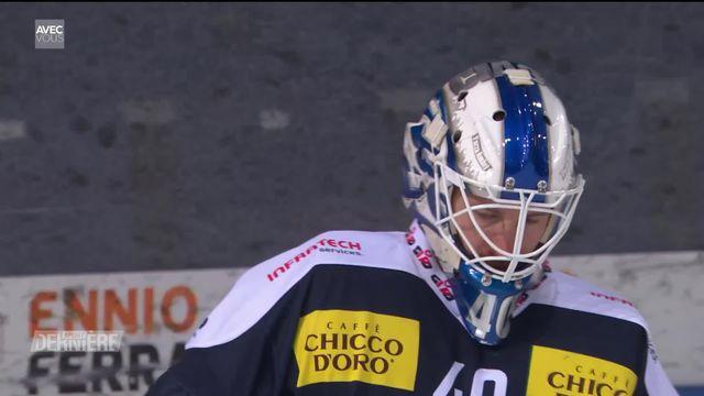 Hockey, National League, 31e journée: Ambri - Fribourg (5-0) [RTS]