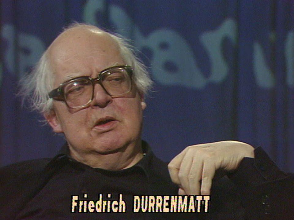 Friedrich Duerrenmatt [RTS]