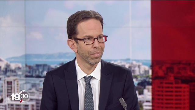 Eclairage de Laurent Dufour sur l'inégalité des villes et des campagnes face au nouveau coronavirus [RTS]