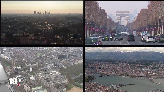 """Série """"Un virus sur la ville"""" : dans ce premier épisode, le rôle de la pollution dans les centres urbains [RTS]"""