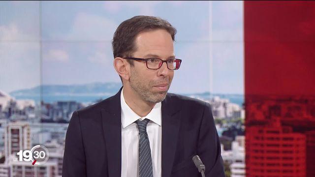 Laurent Dufour sur les diverses inégalités ville - campagne face au nouveau coronavirus. [RTS]