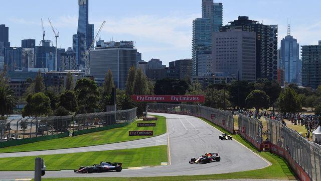 Le circuit de l'Albert Park est traditionnellement le tracé qui lance la saison de Formule 1. [Joe Castro - Keystone]