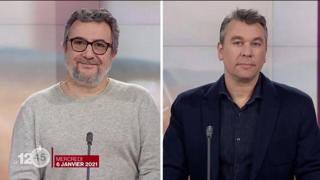 Rendez-vous cinéma avec Philippe Congiusti (RTS Couleur 3) et Rafael Wolf (RTS La Première) [RTS]