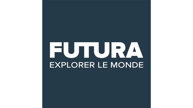 Le logo de Futura-Sciences.