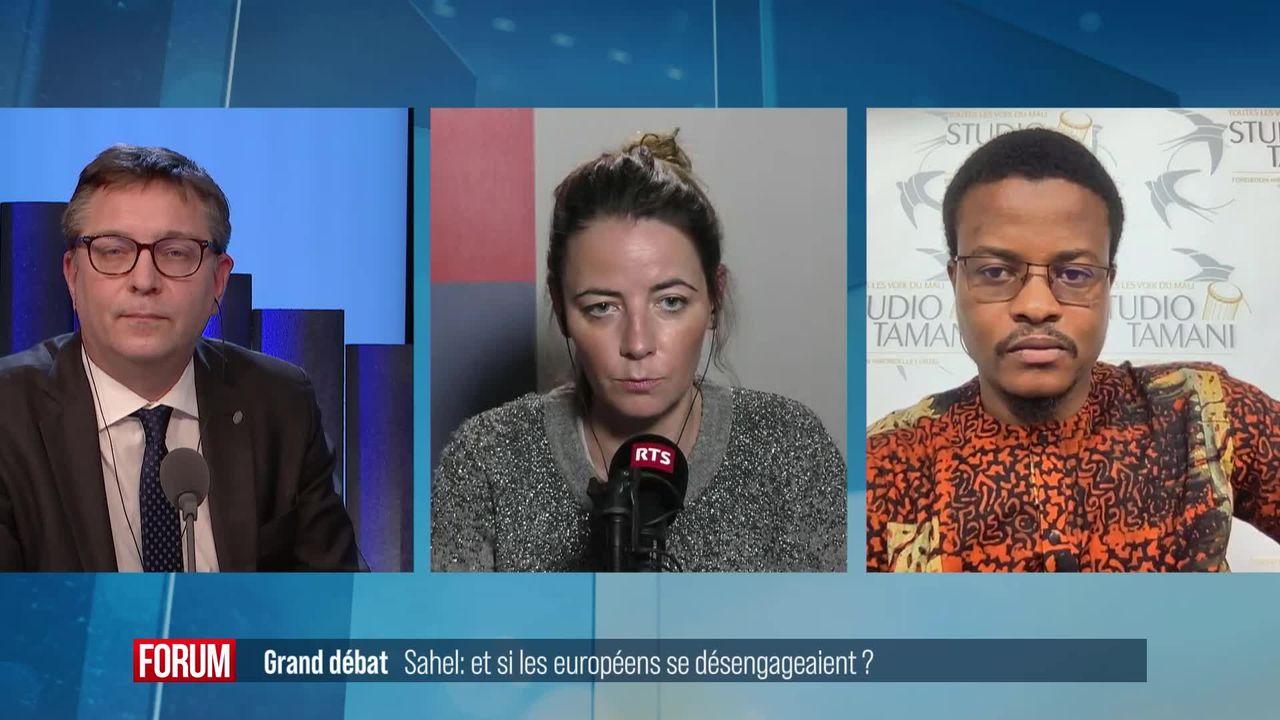Le Grand débat - Sahel, et si les Européens se désengageaient? [RTS]