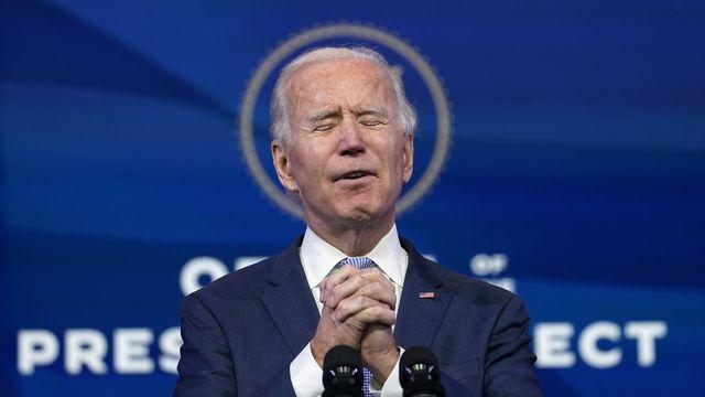 Joe Biden, le 6 janvier 2020. [Susan Walsh - AP Photo/Keystone]