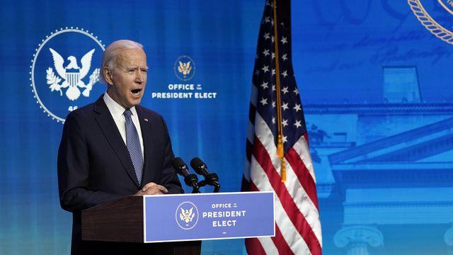 Joe Biden [Susan Walsh - Keystone/AP]