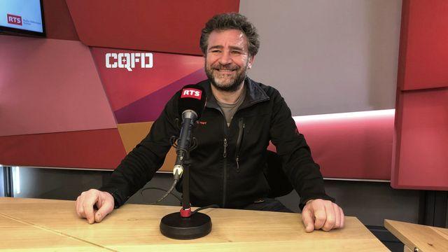 Francois Balloux, directeur de l'Institut de génétique du University College de Londres. RTS [RTS]