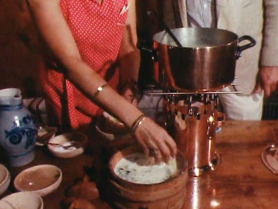 La soupe de chalet. [RTS]