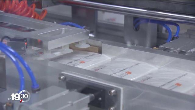 Différents vaccins seront proposés, mais pourra-t-on choisir celui que l'on veut se faire inoculer? [RTS]