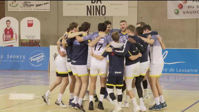 Volleyball: LUC – Schönenwerd 0-3 [RTS]