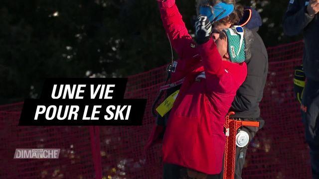 Le Mag: Une vie pour le ski [RTS]