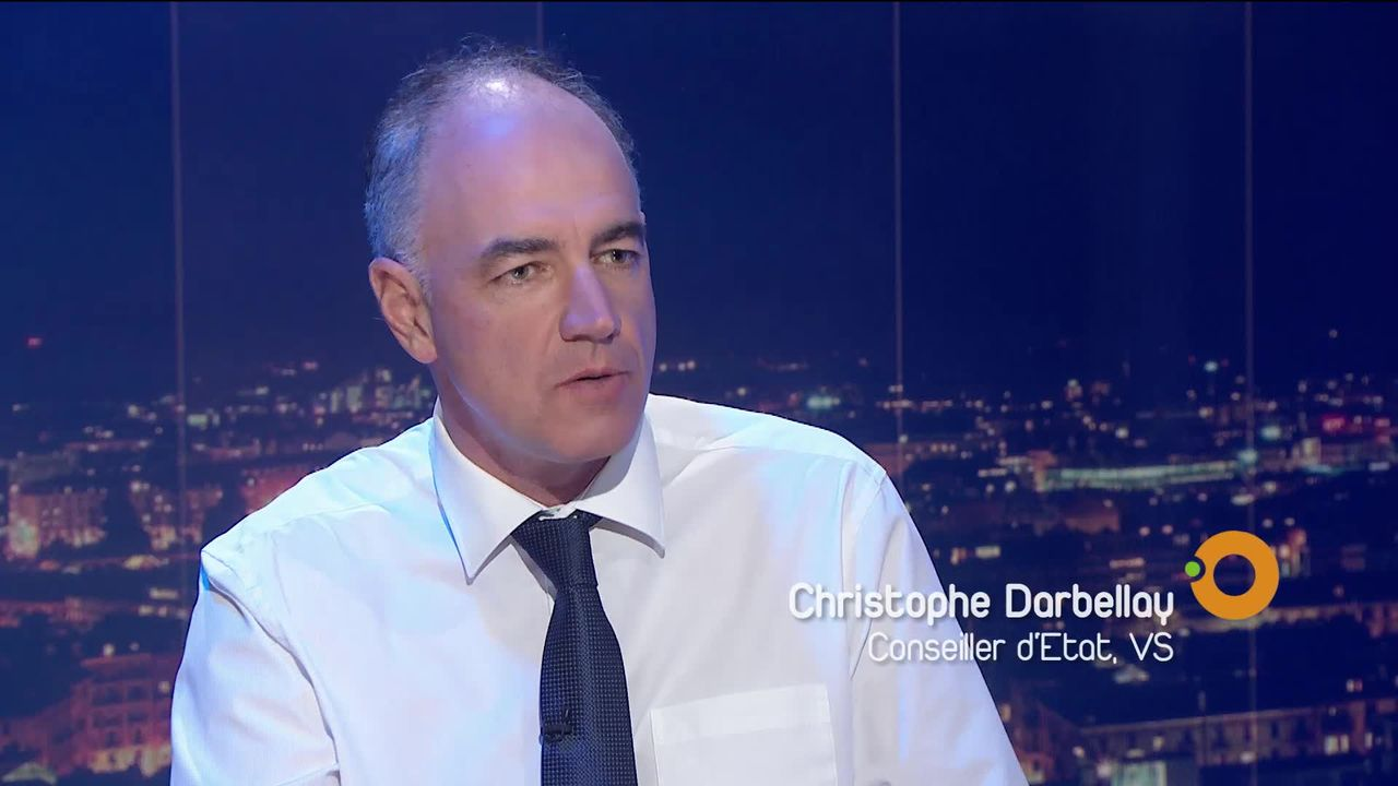 """Christophe Darbellay: """"Le Conseil fédéral n'aurait jamais dû lâcher le dossier"""""""