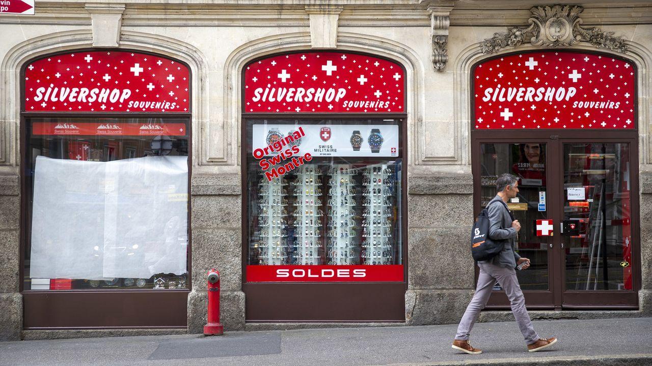 La Suisse figure parmi les pays les plus radins avec ses PME. [Salvatore Di Nolfi - Keystone]