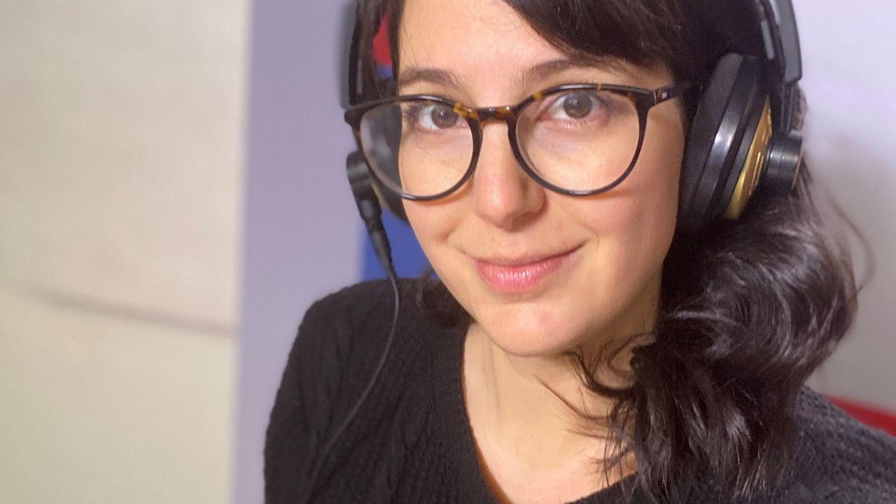 Barbara Chazelle, collaboratrice scientifique à lʹAcadémie du journalisme et des médias de lʹUniversité de Neuchâtel. [Barbara Chazelle - DR]
