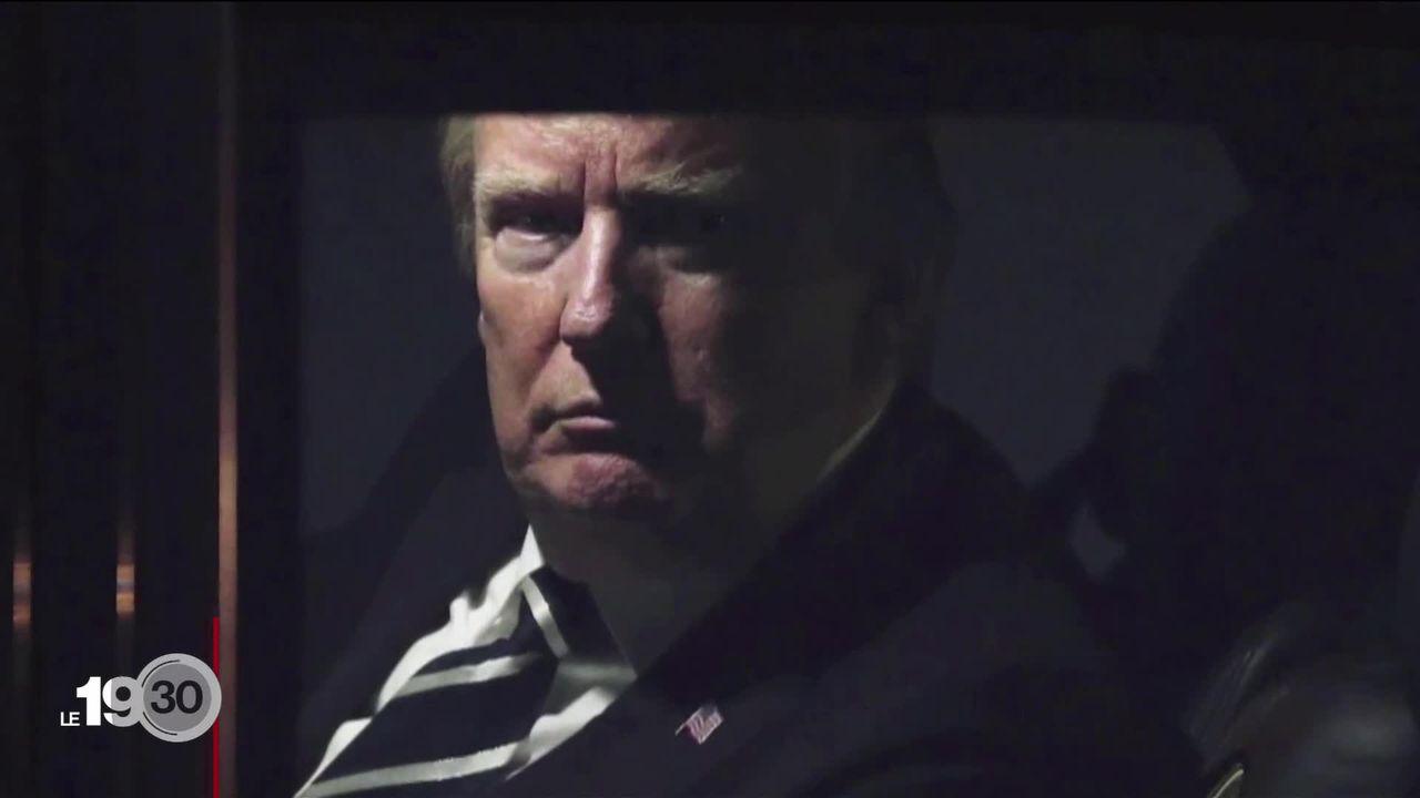 L'exclusion du président Trump des réseaux sociaux provoque un séisme politique et ouvre la tentation d'une censure numérique [RTS]