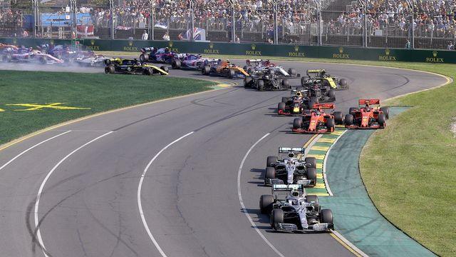 Les monoplaces ne verront pas le circuit de Melbourne cette année. [Rick Rycroft - Keystone]