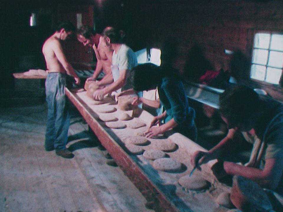 La tradition du pain [RTS]