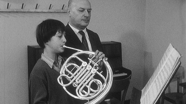 Musique au Conservatoire [RTS]