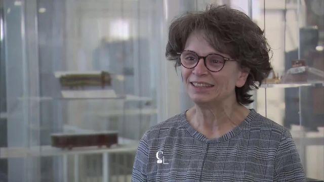 Interview de Maria Caramia, Responsable Musée Cima. [RTS]