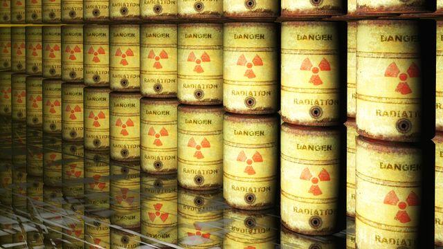 Le stockage des déchets nucléaires est une question délicate. 3quarks Depositphotos [3quarks - Depositphotos]