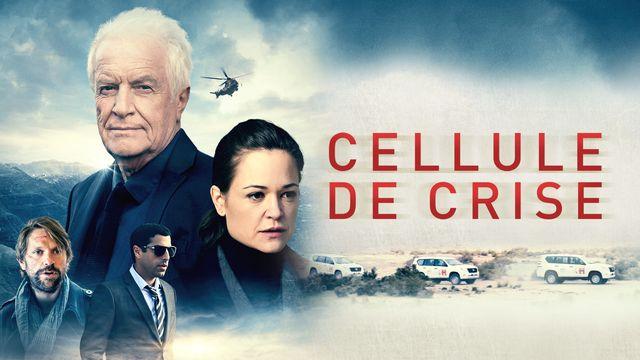 """""""Cellule de crise"""", une série de Jacob Berger [RTS]"""