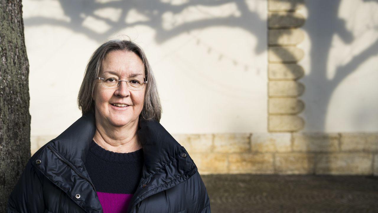 L'ancienne conseillère aux Etats (PDC/JU) Anne Seydoux-Christe présidera la Commission fédérale de la Poste (PostCom). [Jean-Christophe Bott - Keystone]