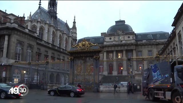 Fin du procès à Paris d'un Vaudois présumé terroriste. Il risque une lourde condamnation. [RTS]