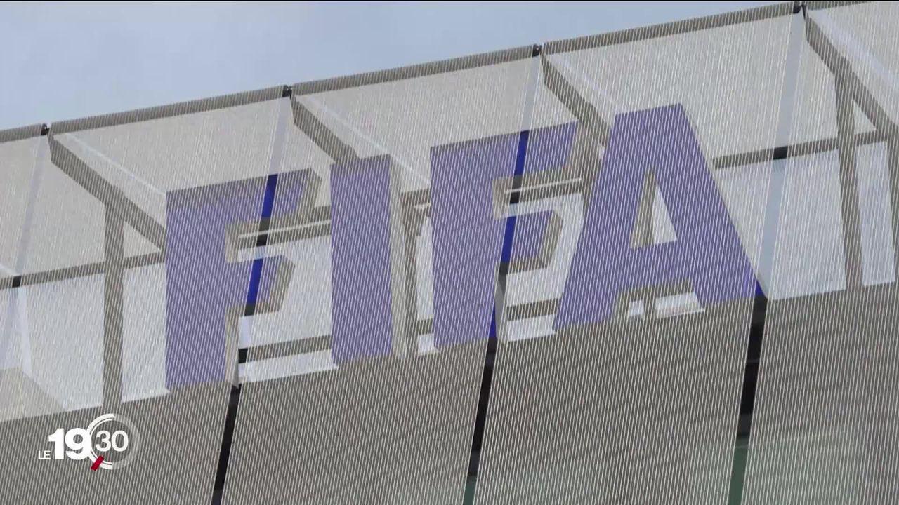 L'offensive de la FIFA contre le procureur spécial chargé de faire la lumière sur l'affaire Lauber échoue. [RTS]