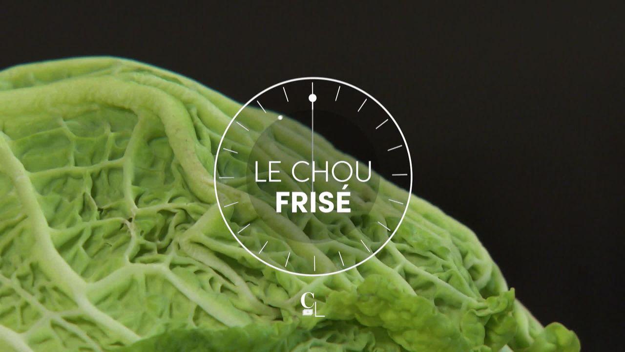 Le défi cuisine: le chou frisé [RTS]
