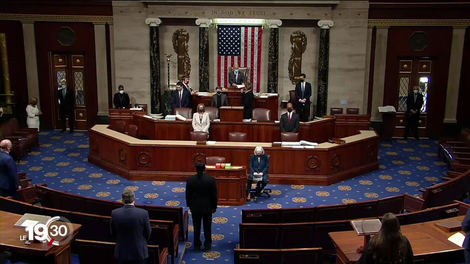Impeachment proceedings against Donald Trump: Republicans' flip-flop in the House of Representatives? [RTS]