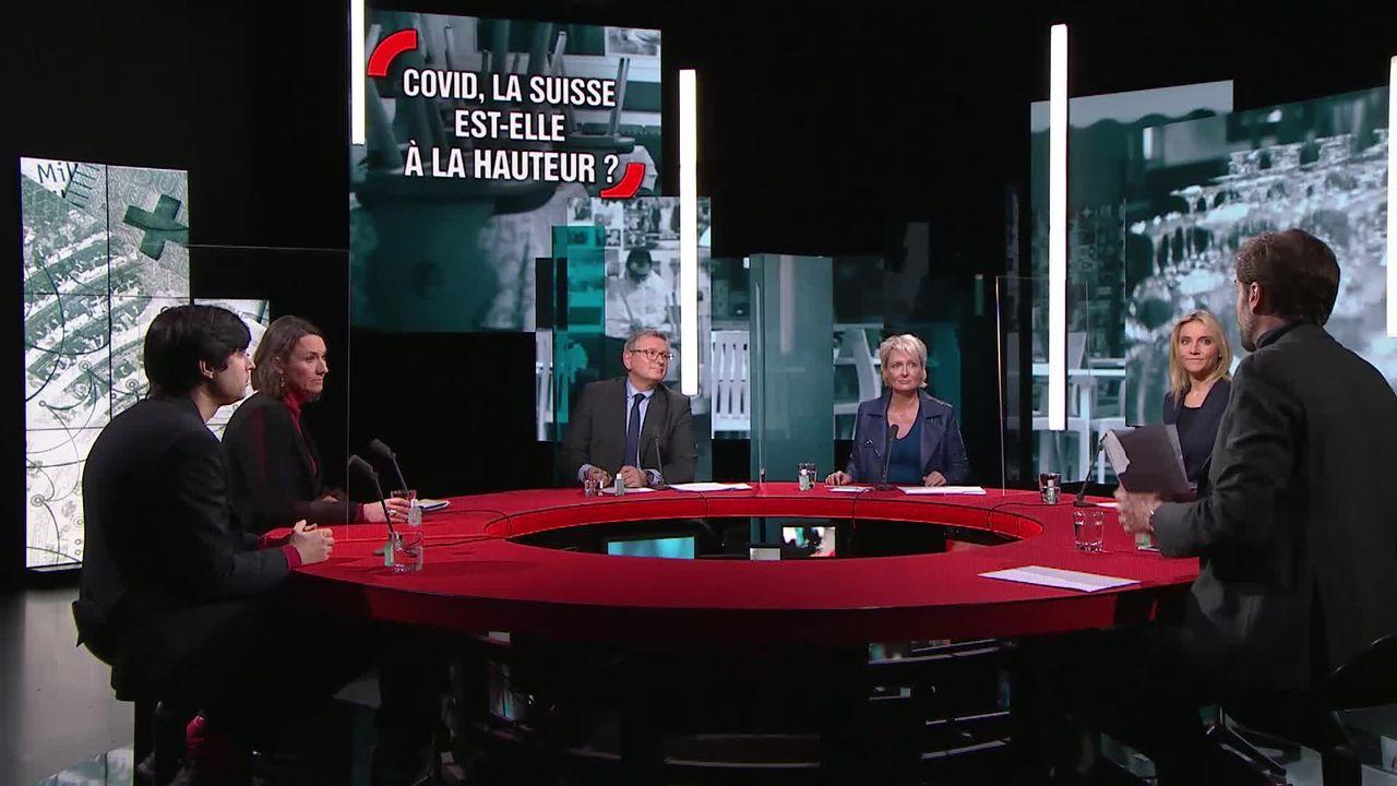Covid, la Suisse est-elle à la hauteur? [RTS]