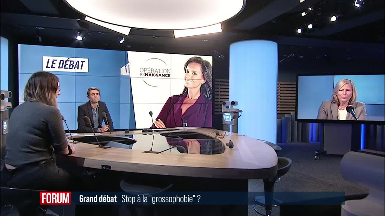 Le débat - Stop à la grossophobie? [RTS]