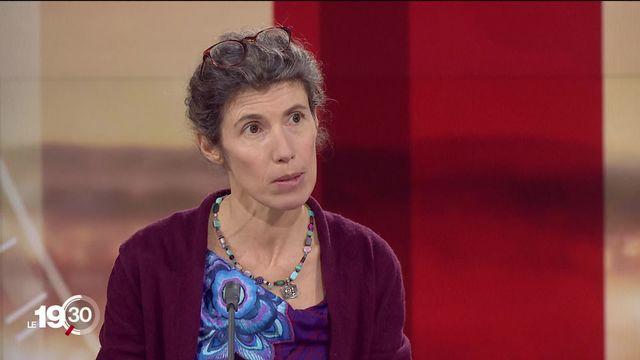 Les explications de Valérie D'Acremont, infectiologue à Unisanté et professeure à l'Université de Lausanne. [RTS]