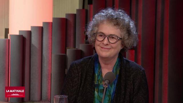 L'invitée de La Matinale (vidéo) - Sabine Süsstrunk, présidente du Conseil suisse de la science [RTS]