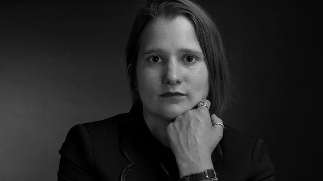 Vicky Huguelet, journaliste et porte-parole de Journalista. [Bernard Python]