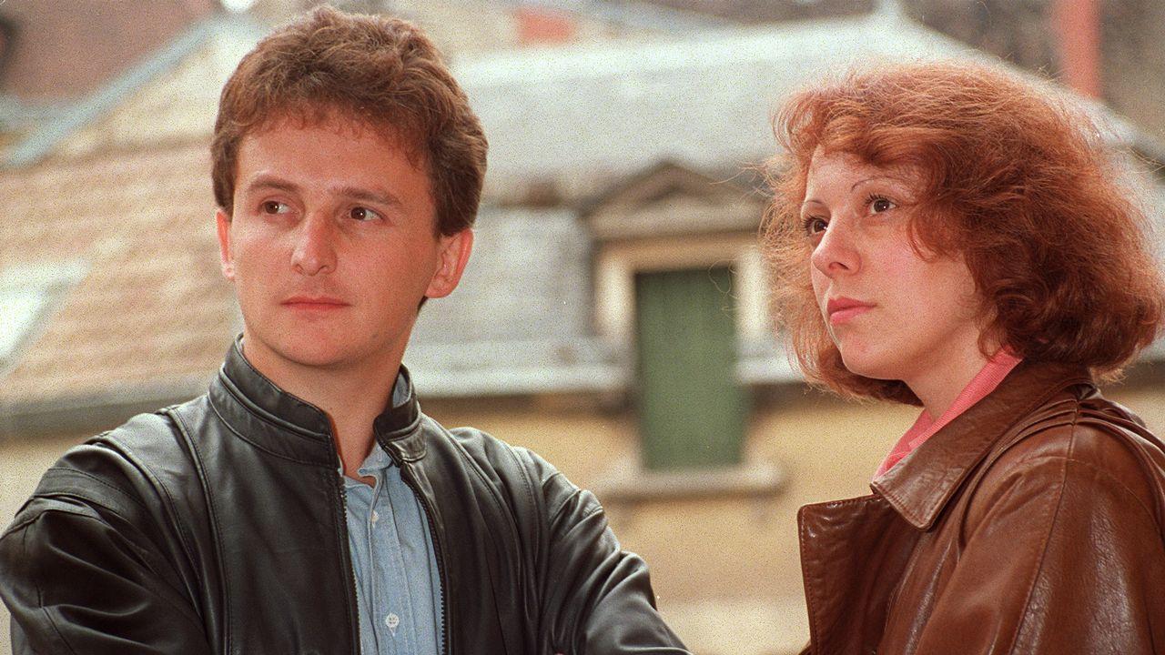 Jean-Marie et Christine Villemin en 1989. [Gérard Cerles - afp]