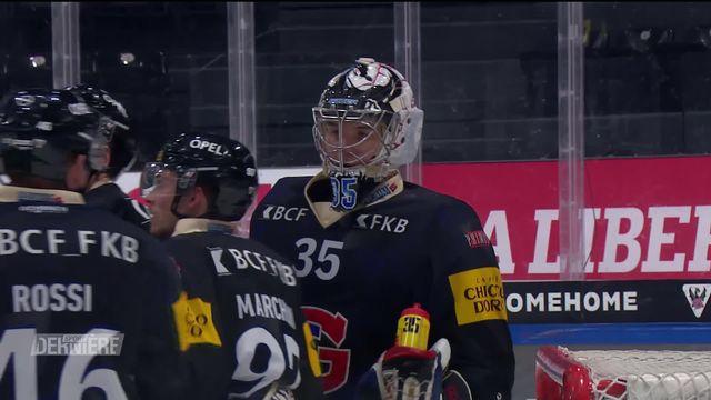 National League, 35e journée: Fribourg - Rapperswil (5-2) [RTS]
